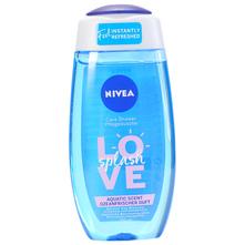 Nivea Love Splash Gel za tuširanje natural sea minerals 250 ml