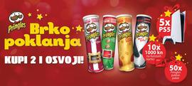 Pringles nagradna igra samo u Konzumu!