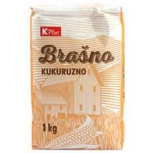 Brašno kukuruzno K Plus 1 kg