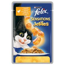 Felix Sensations Hrana za mačke piletina i mrkva u želeu 100 g
