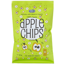 Veli's Čips jabuka original 30 g