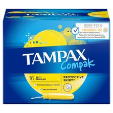 Tampax Compak Regular Tamponi 16/1
