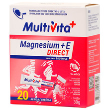 Multivita Magnesium + E Direct 20/1