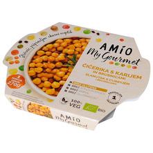 Amio My Gourmet Jelo od slanutka s curryjem i brusnicama eko 270 g