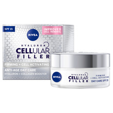 Nivea Hyaluron Cellular Filler+Firming Dnevna krema SPF 15 50 ml