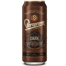 Staropramen Dark pivo 0,5 l