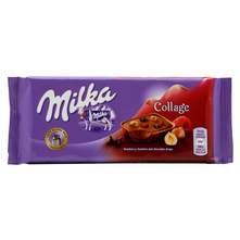 Milka čokolada Collage malina 93 g