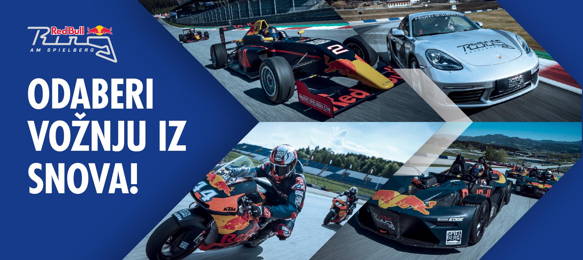 Nagradna igra - osvoji vrijedne Red Bull nagrade