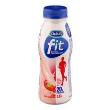 Dukat Fit jogurt jagoda i crveno voće bogat proteinima 330 g