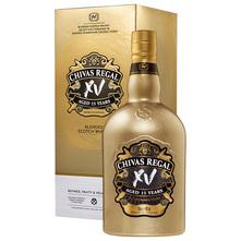 Chivas Regal XV 15 YO Blended Scotch Whisky 0,7 l