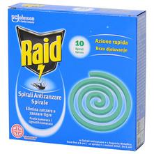 Raid Spirale protiv komaraca 10/1
