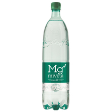 Mg Mivela Gazirana prirodna mineralna voda 1,35 l