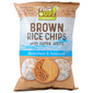Rice Up! Čips od smeđe riže s heljdom i amarantom 60 g