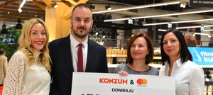 Konzum i Mastercard donirali 340.000 kuna za djecu