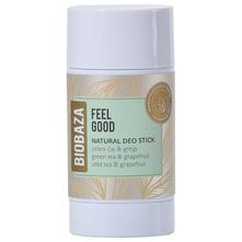 Biobaza Feel Good Natural deo stick zeleni čaj & grejp 50 ml