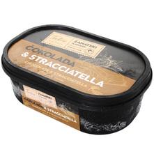 Torterie Macaron Sladoled čokolada&stracciatella 900 ml