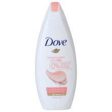 Dove Renewing Glow Gel za tuširanje sa ružičastom glinom 250 ml