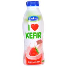 Dukat I love Kefir jagoda 500 g