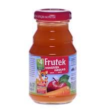 Frutek Sok mrkva i jabuka 125 ml