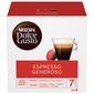 Nescafe Dolce Gusto Generoso espresso kava, 16 kapsula, 112 g
