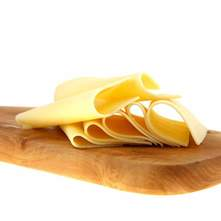 Podravec polutvrdi sir narezani Dukat