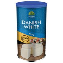 Danish White Kombi od obranog kravljeg mlijeka i biljnog ulja u salamuri 800 g