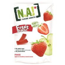 Nature Addicts Voćni prutić jabuka i jagoda 35 g