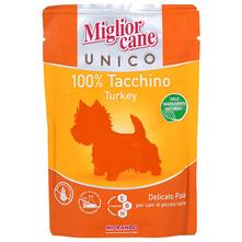 Miglior Cane Unico Hrana za pse pašteta s puretinom 100 g