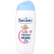 Becutan Hidratantno Mlijeko za njegu dječje kože 200 ml