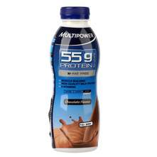 Multipower 55 g Protein Shake chocolate 500 ml