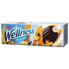 Bambi Wellness Keks s okusom naranče preliven čokoladom 205 g