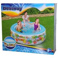 Bestway Dječji bazen na napuhavanje 1,52m x 51cm