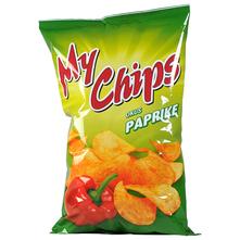 My Chips čips paprika 165 g