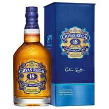Chivas Regal 18 YO Blended Scotch Whisky 0,7 l