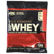 Optimum Nutrition Gold Standard 100% Whey Prah delicious strawbbery 29,4 g
