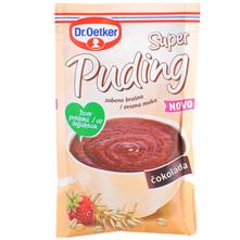 Dr.Oetker Super puding zobeno brašno i čokolada 50 g