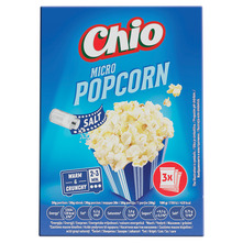 Chio Micro popcorn salt 3x80 g