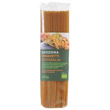 Ekozona Spaghetti integralni 500 g