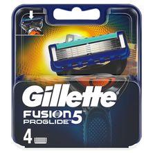Gillette Fusion Proglide manual patrone 4/1