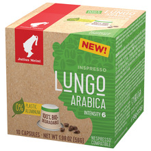 Julius Meinl Lungo Arabica kava, 10 kapsula, 56 g