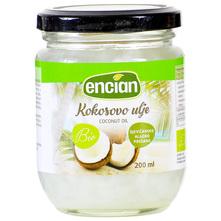 Encian BIO djevičansko kokosovo ulje 200 ml