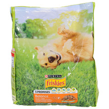 Friskies Vitafit Balance Kroketi za pse piletina 2,4 kg