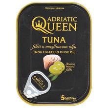 Adriatic Queen Tuna fileti u maslinovom ulju 73,5 g