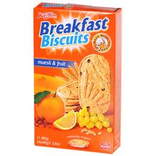 Breakfast Biscuits muesli & fruit 160 g
