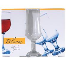 HRC Bloom Čaše 370 ml 3/1