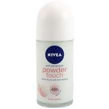 Nivea Powder Touch roll on 50 ml
