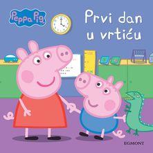 Peppa Pig Prvi dan u vrtiću