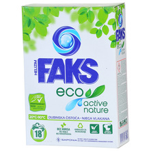 Faks Eco Deterdžent active nature 1,17 kg=18 pranja
