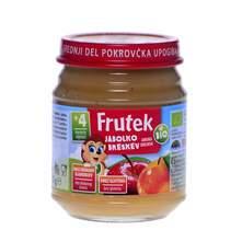 Frutek Kašica jabuka i breskva 120 g