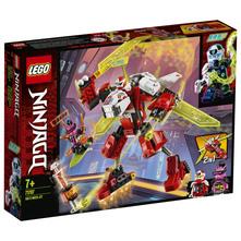 Lego Kaijev robotski mlažnjak